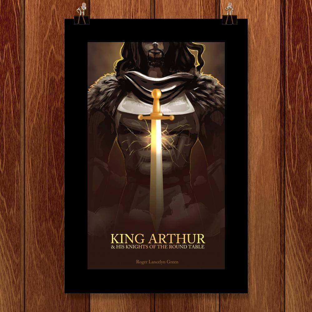 King Arthur by Amber Peoples