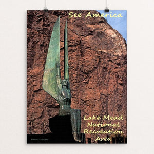 Lake Mead National Recreation Area by Anthony Chiffolo