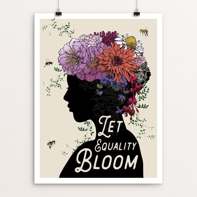 Let Equality Bloom by Brooke Fischer