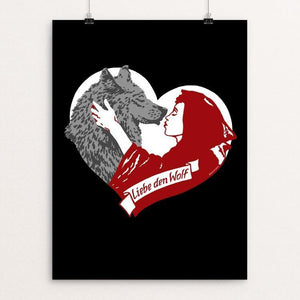 Liebe den Wolf (Love the Wolf) by Brixton Doyle