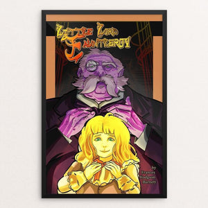 "Little Lord Fauntleroy by Dimitri Fisher 12"" by 18"" Print / Framed Print Recovering the Classics"