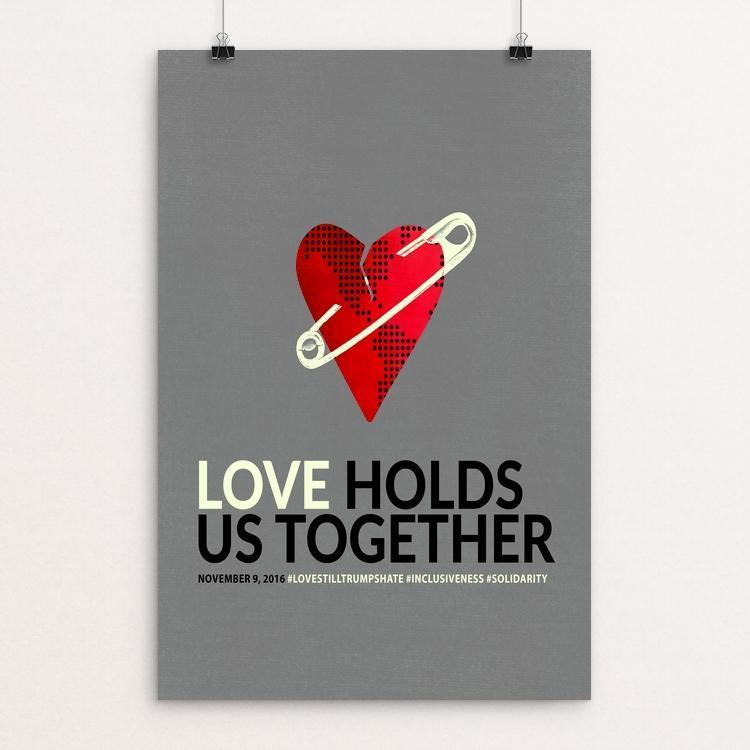 Love Holds Us Together by Liza Donovan