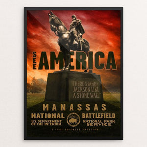 Manassas National Battlefield Park by Justin Weiss