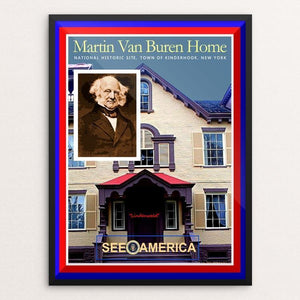 Martin Van Buren National Historic Site by Bob Rubin