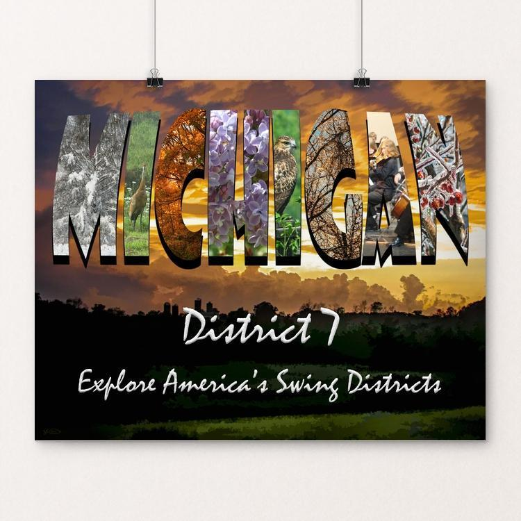Michigan District 7 by Sheri Emerson