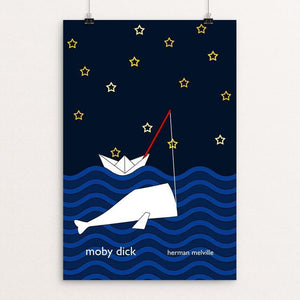 Moby Dick by Kaylin Metchie