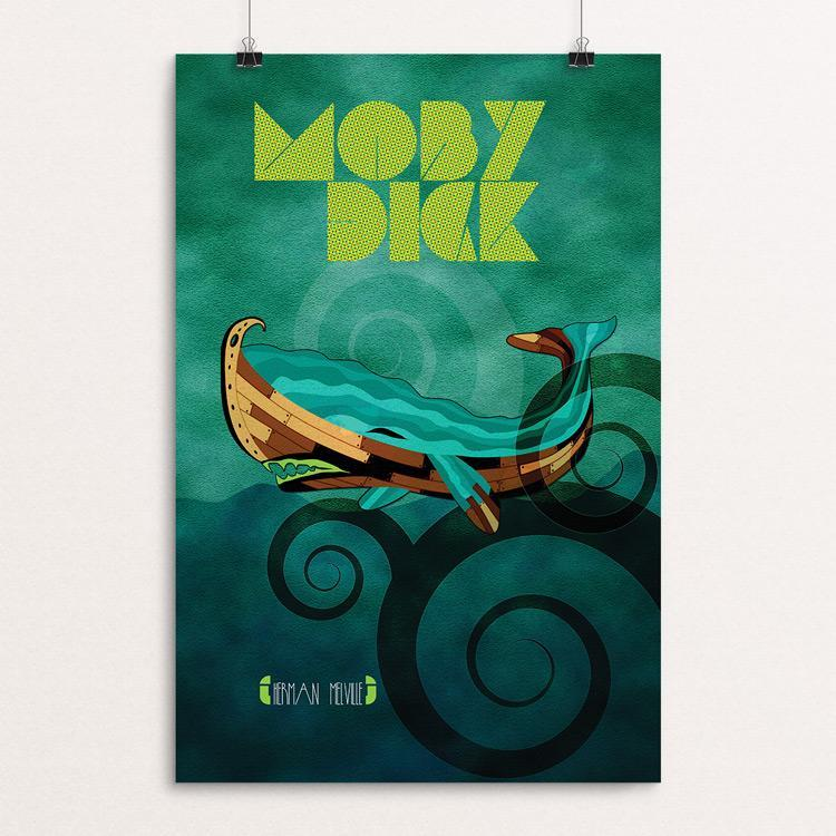 Moby-Dick by Rade Design
