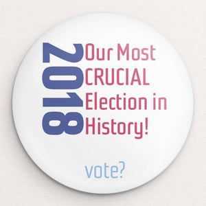 Most Crutial Button by Chris Lozos Single Buttons Vote!
