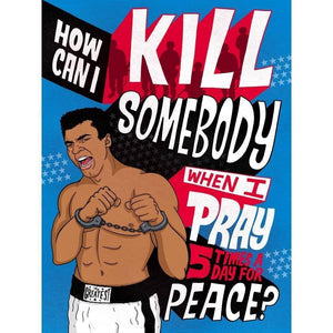 Muhammad Ali and the Draft by Chris Piascik