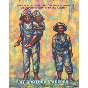 My Brother's Keeper by Walter Griggs
