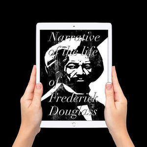 Narrative of the Life of Frederick Douglass Ebook by Benjy Brooke