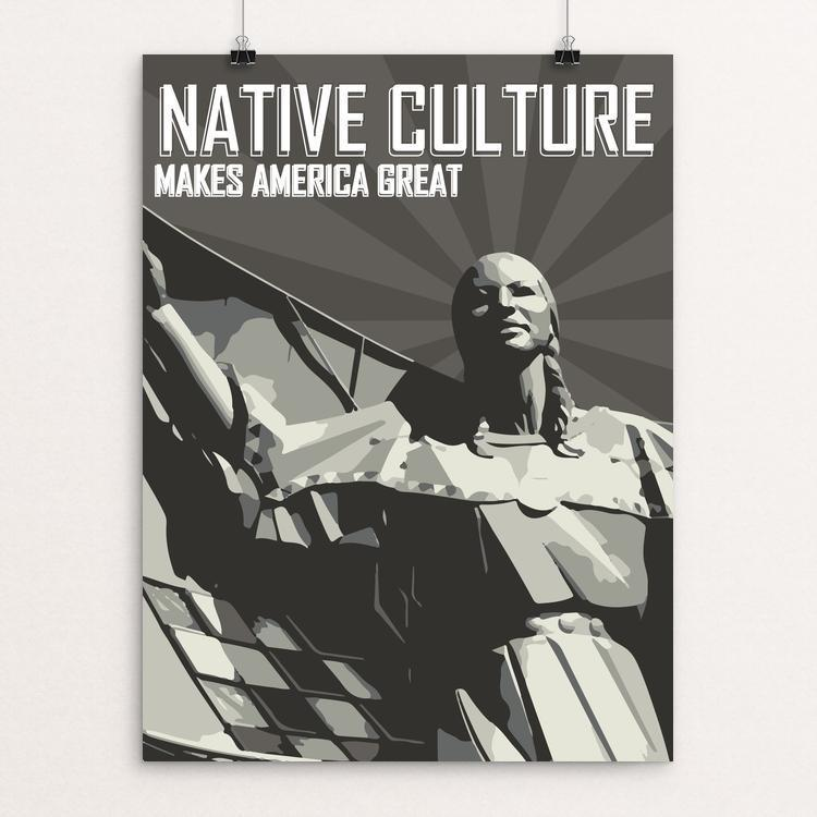 Native Culture by Addison Miller