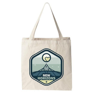 New Horizons Tote Bag by Zuyva Sevilla Tote Bag Space Horizons