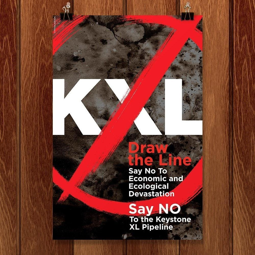 No KXL by Brixton Doyle