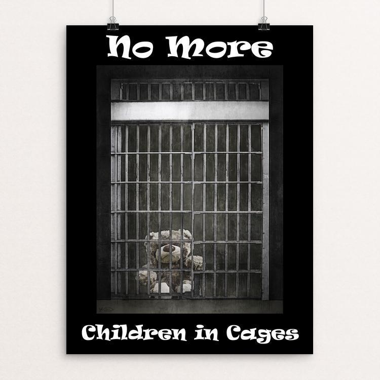 No More Children in Cages by Sheri Emerson