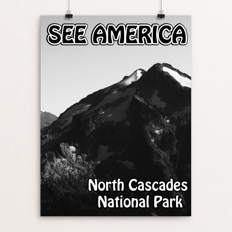 North Cascades National Park by Eitan S. Kaplan