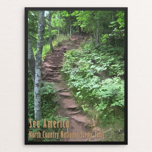 North Country National Scenic Trail by Katie