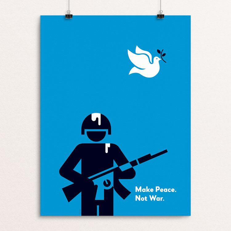 "Ooops! by Luis Prado 18"" by 24"" Print / Unframed Print The Gun Show"