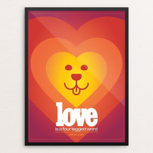 "Open Your Heart by Jon Berry 12"" by 16"" Print / Framed Print Creative Action Network"