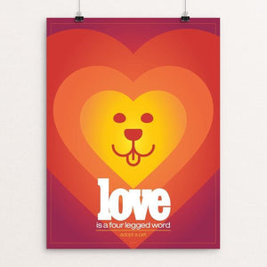 "Open Your Heart by Jon Berry 12"" by 16"" Print / Unframed Print Creative Action Network"