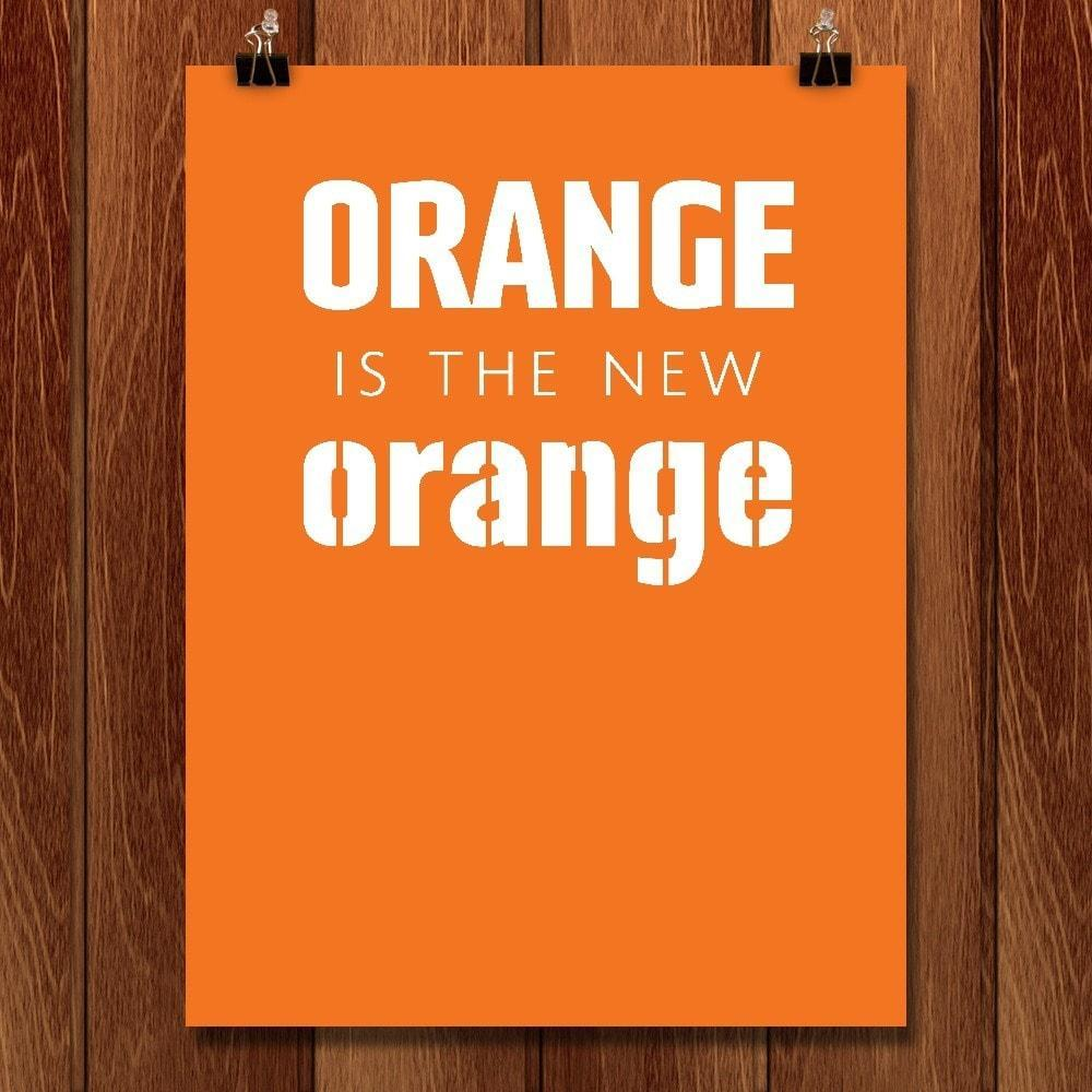 Orange is the New Orange by Chris Lozos