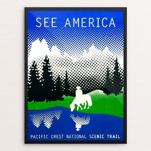 Pacific Crest National Scenic Trail by Angela Ivy