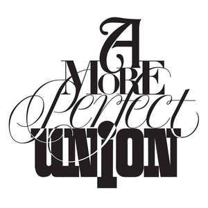 Perfect Union Typeface by Karl Tani
