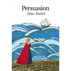 "Persuasion by Keely Kundell 12"" by 18"" Print / Unframed Print Recovering the Classics"