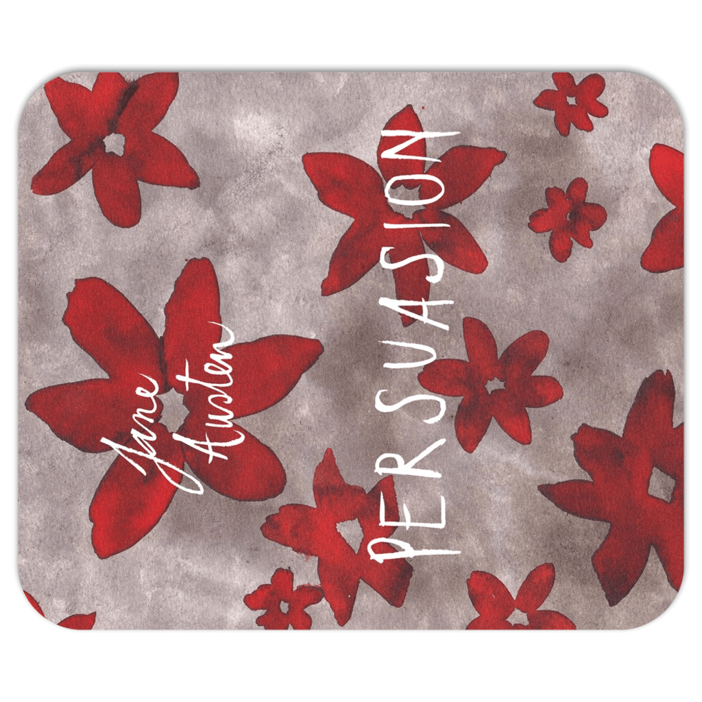 Persuasion Mousepad by Anna Masini 7.79x9.25 inch Mousepad Recovering the Classics
