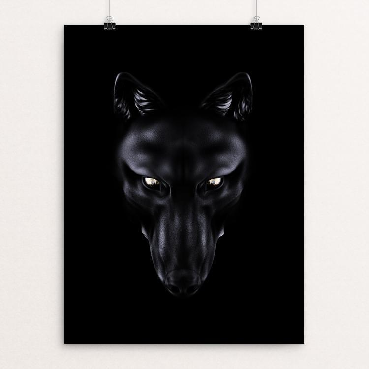 "Power by Ivan Venkov 12"" by 16"" Print / Unframed Print Join the Pack"