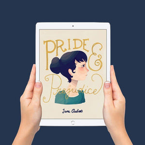 Pride and Prejudice Ebook by Nan Lawson
