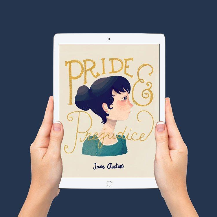 Pride and Prejudice Ebook by Nan Lawson Ebook (epub) Ebook Recovering the Classics