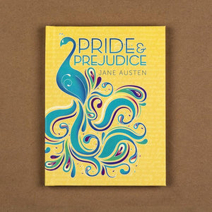 Pride and Prejudice Hardcover Journal by Alexis Lampley