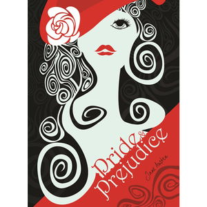 Pride and Prejudice Sticker by Vikram Nongmaithem