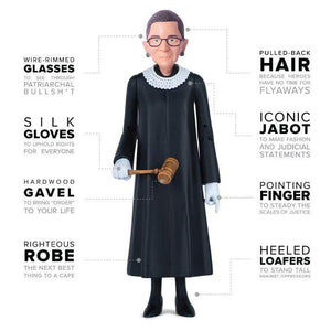 RBG Action Figure by FCTRY