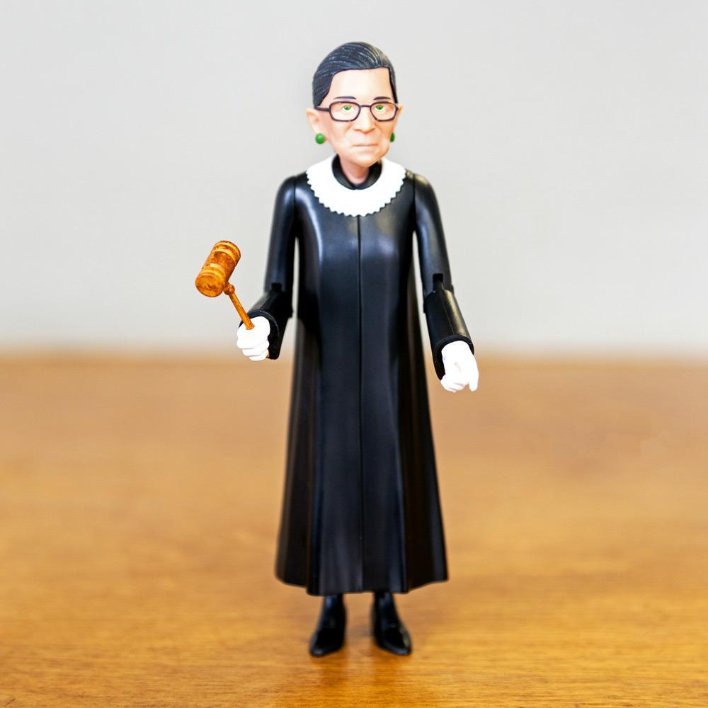 RBG Action Figure by FCTRY Action Figure Creative Action Network