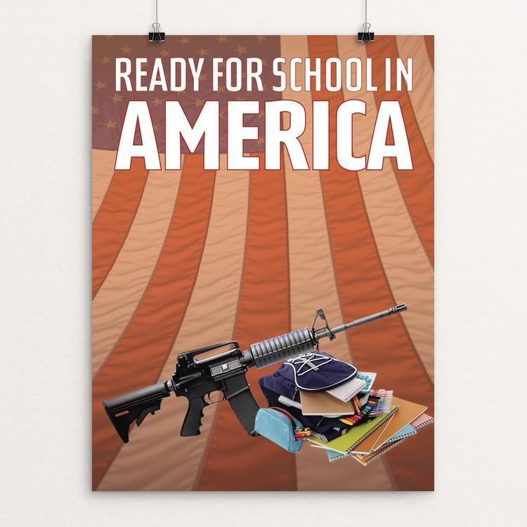 Ready for School in America by Chris Lozos