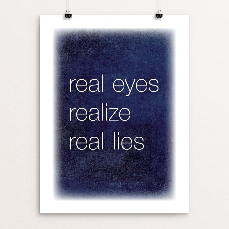 "Realize by Lynne Smyers 12"" by 16"" Print / Unframed Print Creative Action Network"