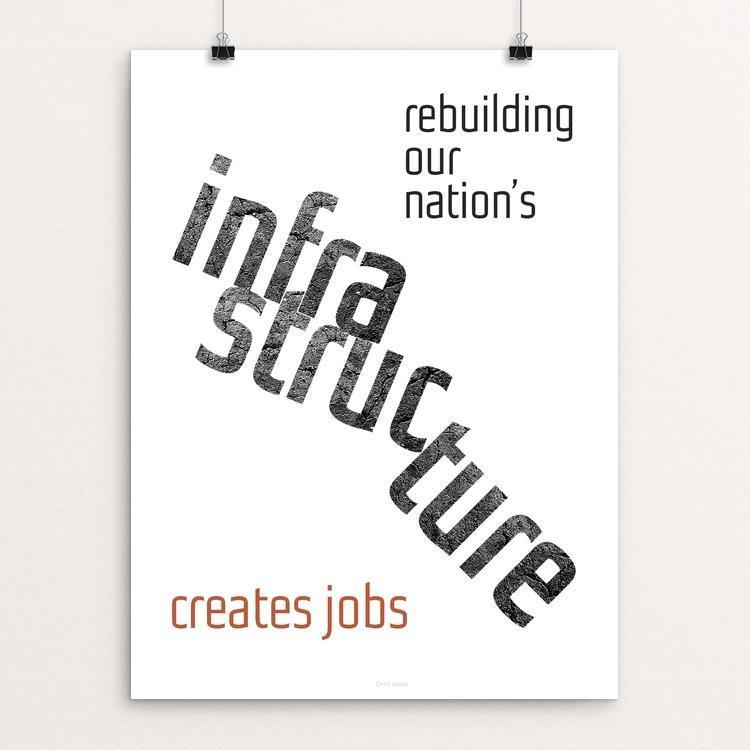Rebuilding our Nation's Infrastructure Creates Jobs by Chris Lozos