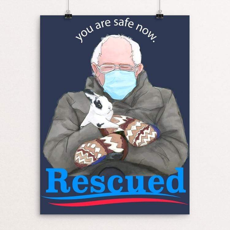 Rescued By Uncle Bernie by Tina Schofield