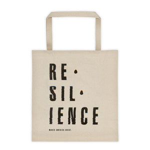 Resilience Tote Bag by Emily Kelley Tote Bag What Makes America Great