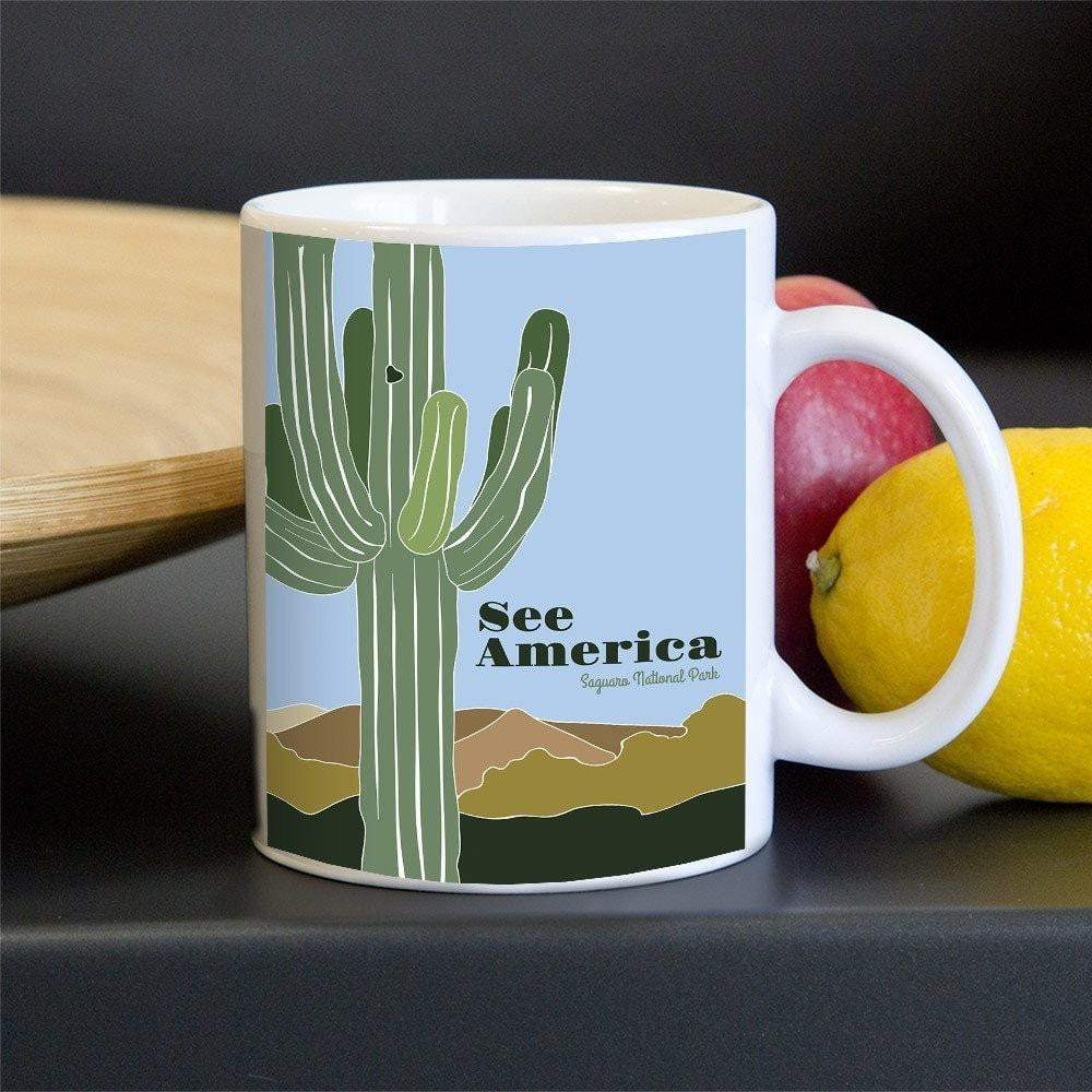 Saguaro National Park 2 Mug by Jessica Gerlach