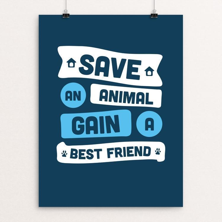 Save an Animal, Gain a Best Friend by Brianne Velardi