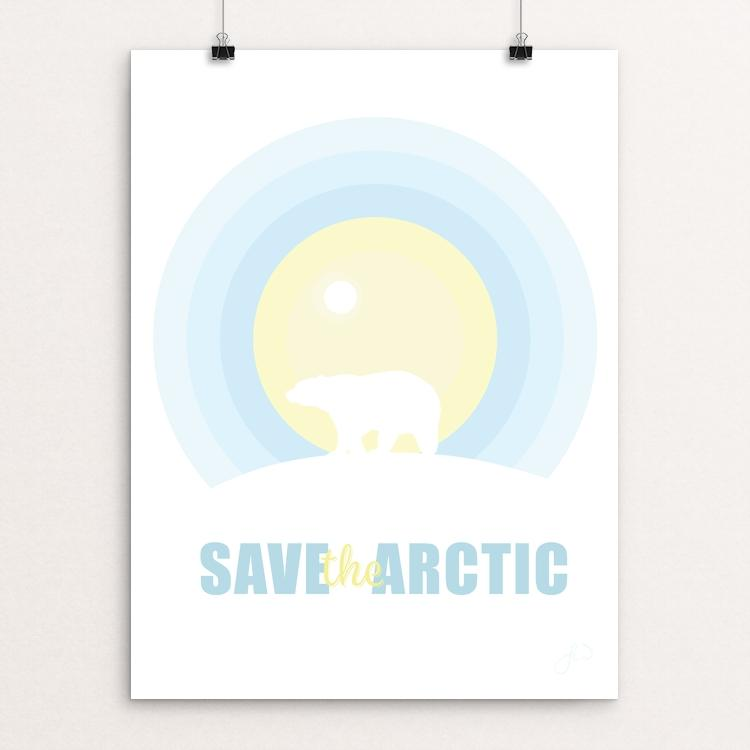 Save the Arctic by Laura Whitelock