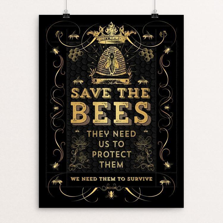 Save The Bees by Brooke Fischer