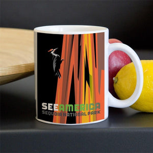 Sequoia National Park Mug by Luis Prado