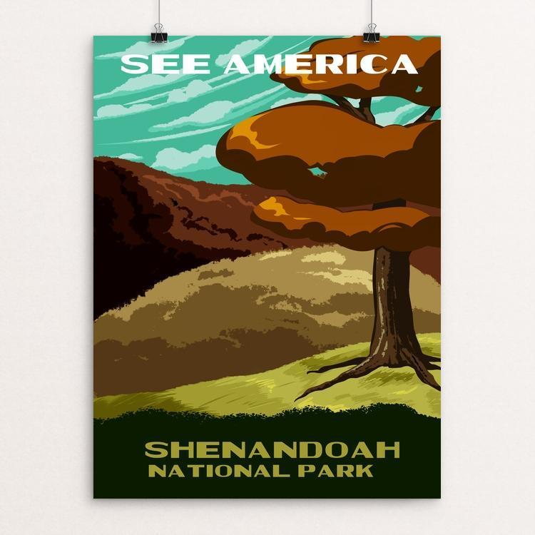 Shenandoah National Park by Jazmyn Daniels