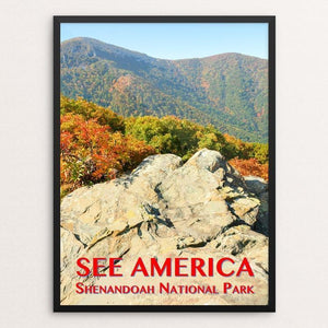 Shenandoah National Park by Zack Frank
