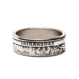 Shenandoah National Park Coin Ring Ring See America