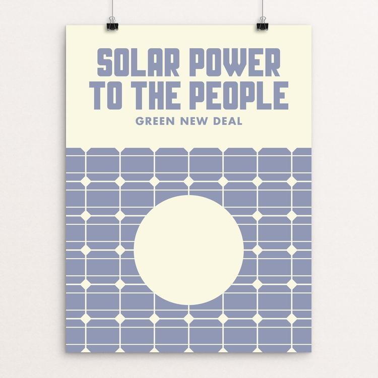 Solar Power To The People By Mister Furious Creative Action Network